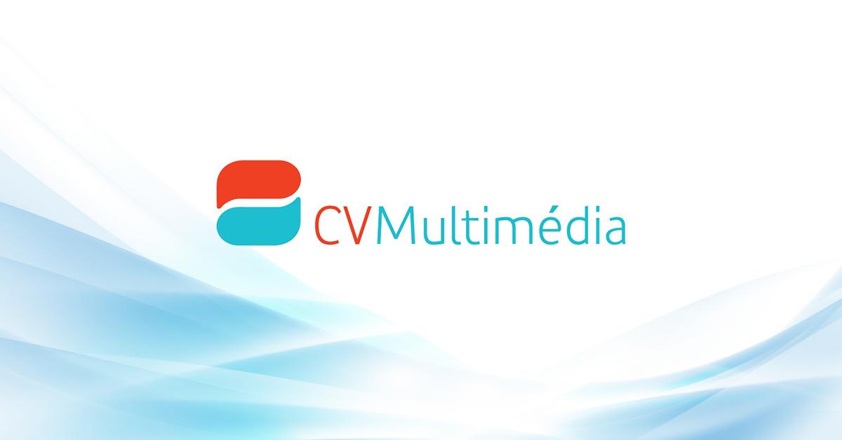 CV Multimedia header