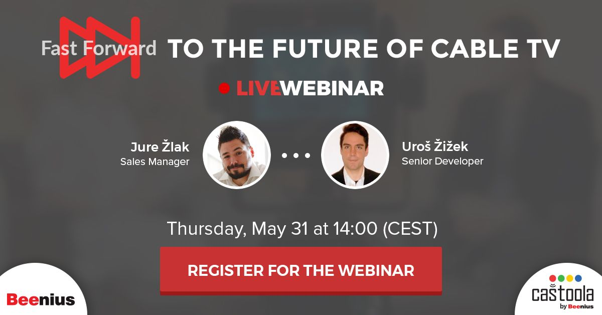 webinar the future of cable tv