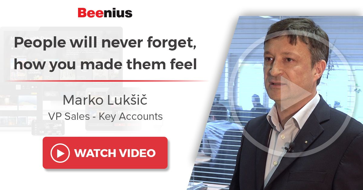 Beenius Interview - Marko Lukšič