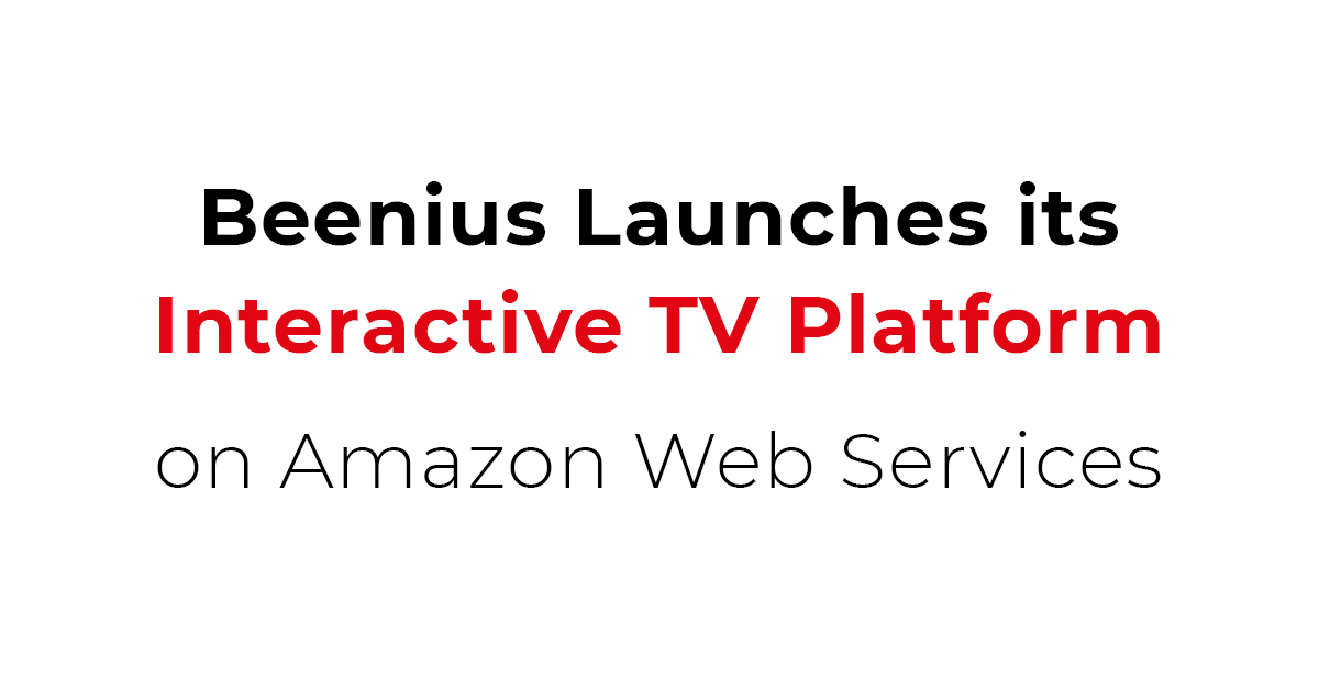 Beenius Platform on Amazon Web Services