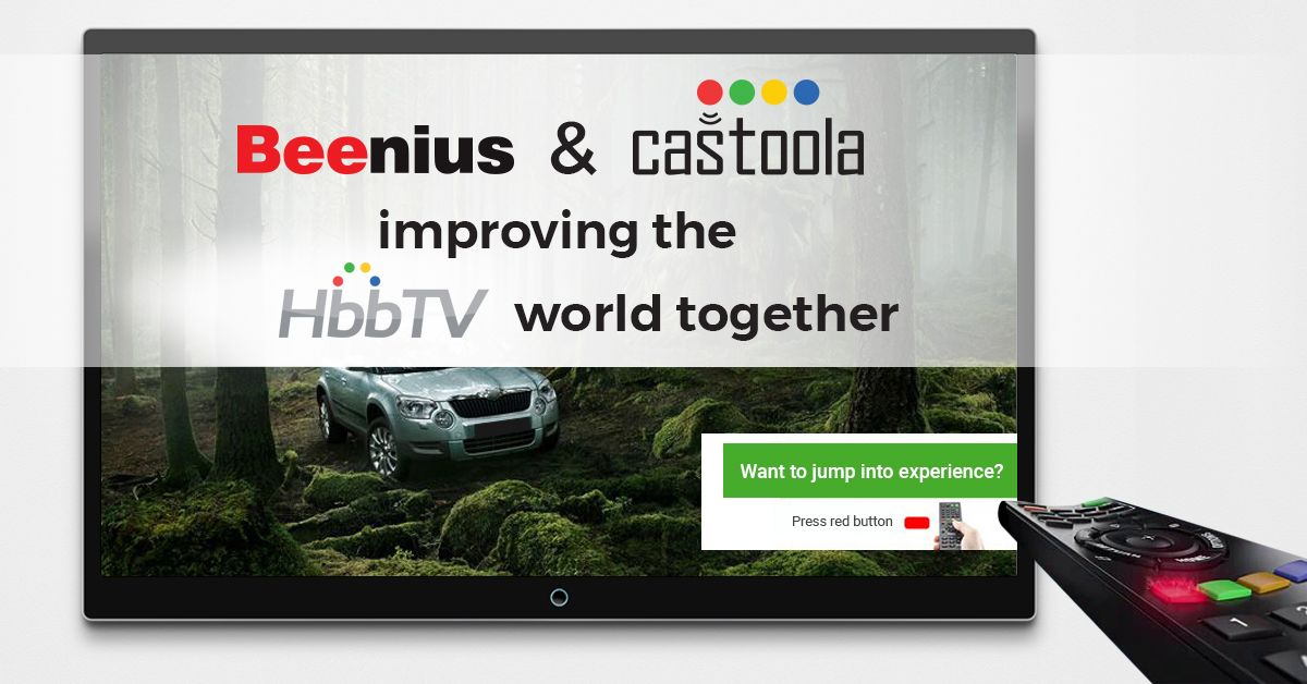 HbbTV Castoola