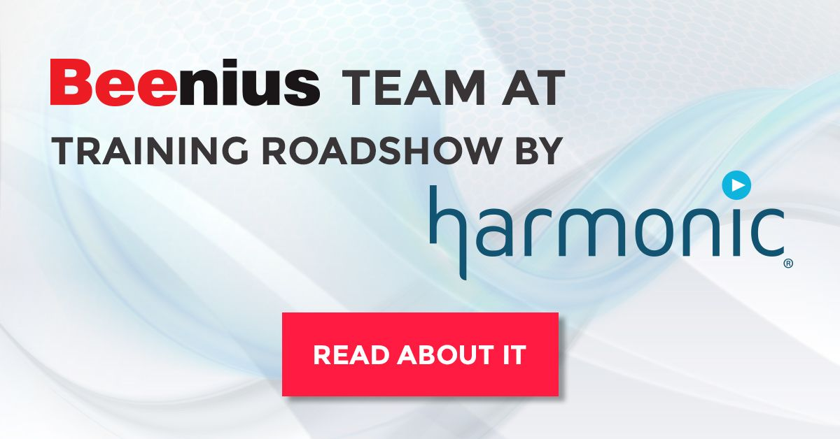 Harmonic roadshow 2018