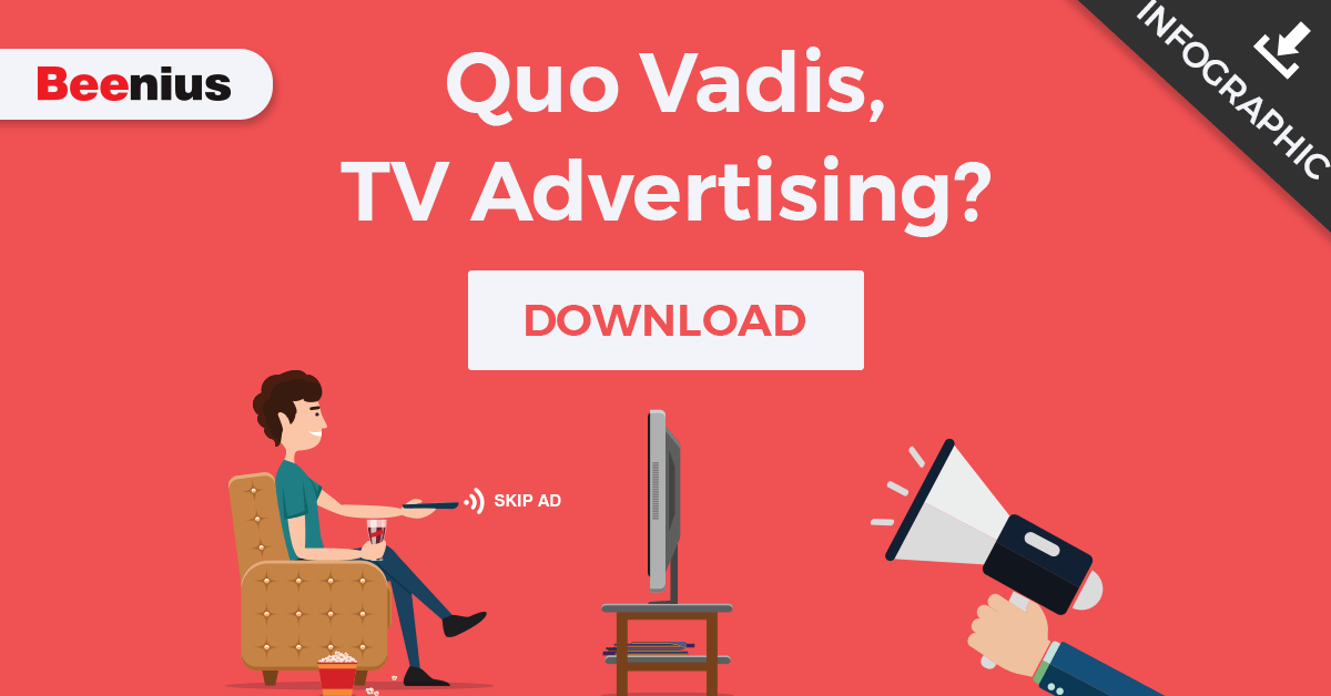 tv advertising infgraphics