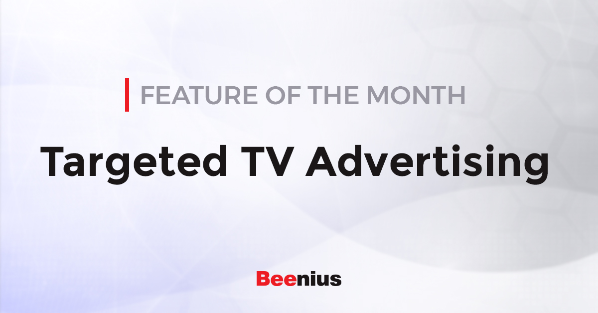 Targeted TV Advertising header