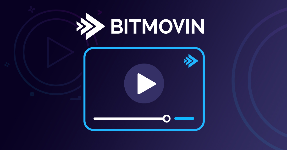 Bitmovin - Video Player