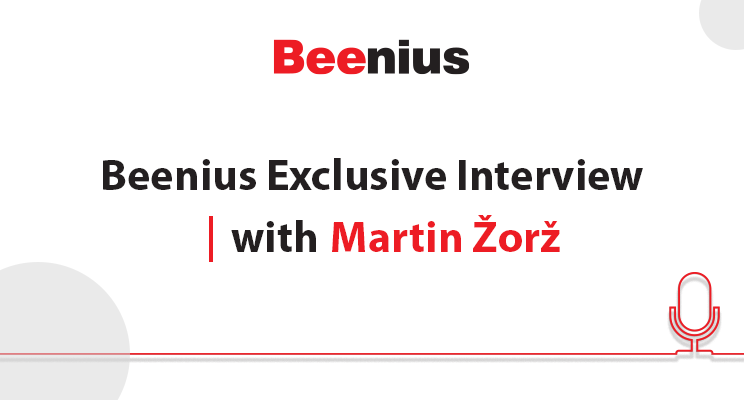 Martin Žorz interview
