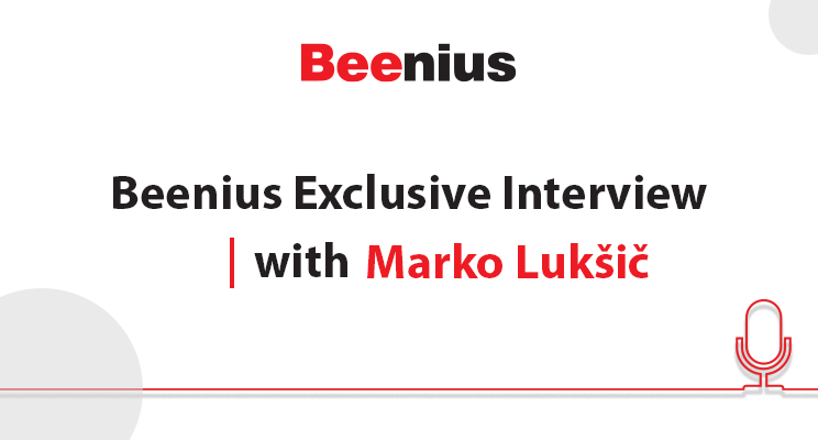 Marko Lukšič interview